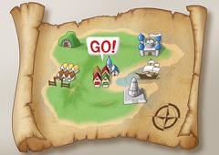 ドラケンの冒険マップ